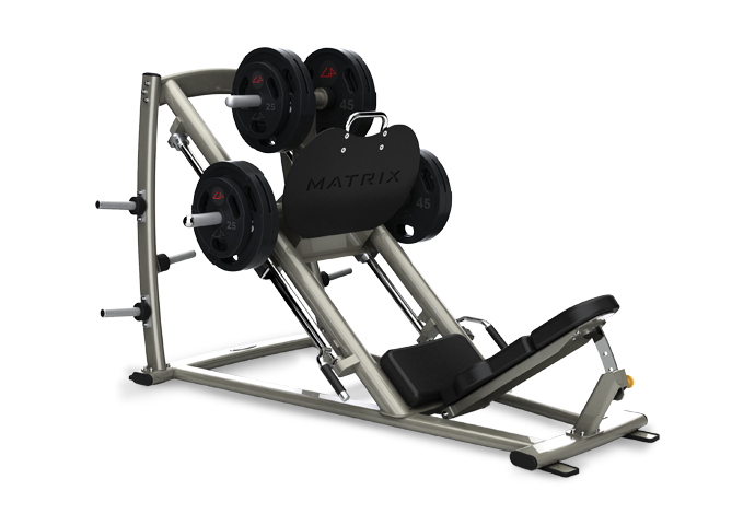 Pressa Per Gambe A 45 176 Muscoli Info